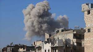 Number of civilians were killed and injured by the regime's bombing of the southern countryside of Idlib