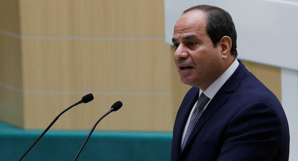 الرئيس المصري يدلي بتصريحات جديدة حول سوريا