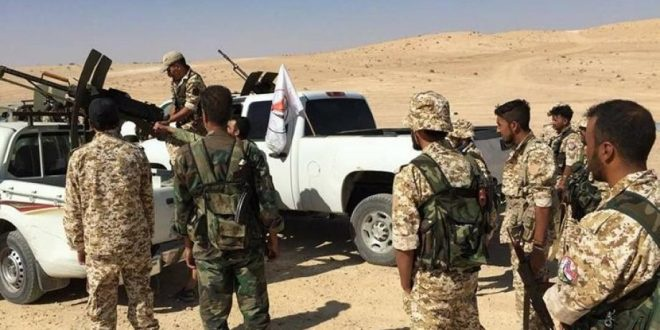 A leader in the Iranian Guard was killed in clashes in Deir Ezzor