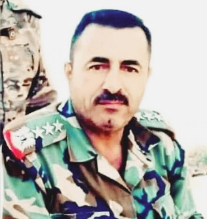 Participated in the recent Idlib battles, death a brigadier general in the regime's army