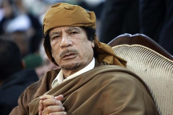 قبل مقتله بساعات...تسجيل صوتي للرئيس الليبي الراحل معمر القذاقي...ماذا قال فيه..؟