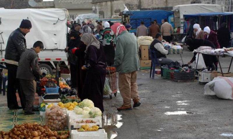 ارتفاع الأسعار يفاقم معاناة السوريين في مناطق النظام