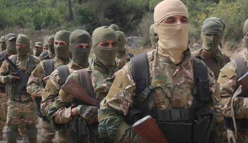 حكومة الإنقاذ تفتتح كلية عسكرية في إدلب