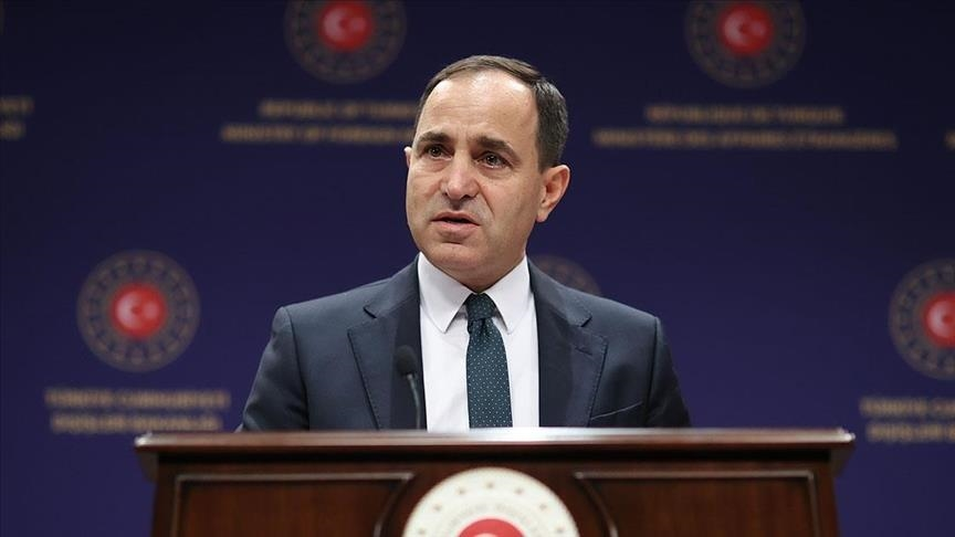 أنقرة مستاءة من توجيه  إنذار للدولة التركية