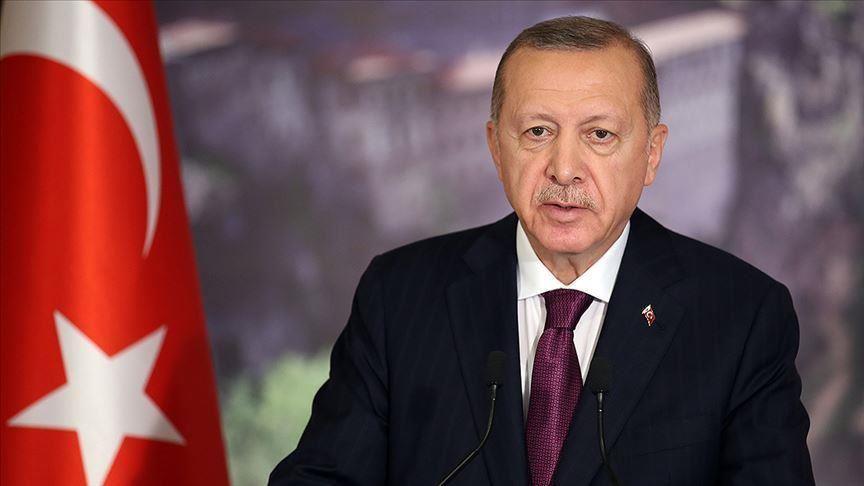 أردوغان يهدد بطرد سفراء 10 دول كبرى