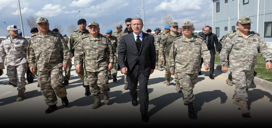 المعركة التركية قادمة أم سيتم احتواء الموقف دبلوماسيا.....؟!