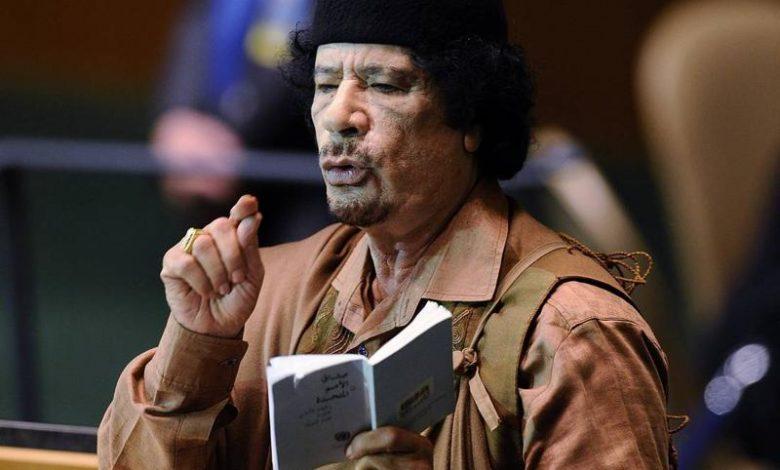لأول مرة.. صحفي فرنسي شهد الواقعة يروي كيف قتل القذافي