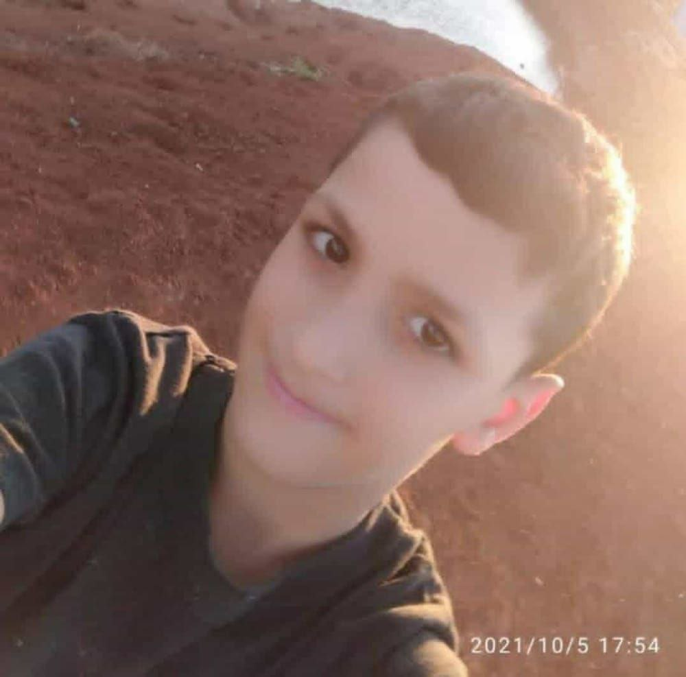 A child was killed in a projectile explosion in Idlib countryside