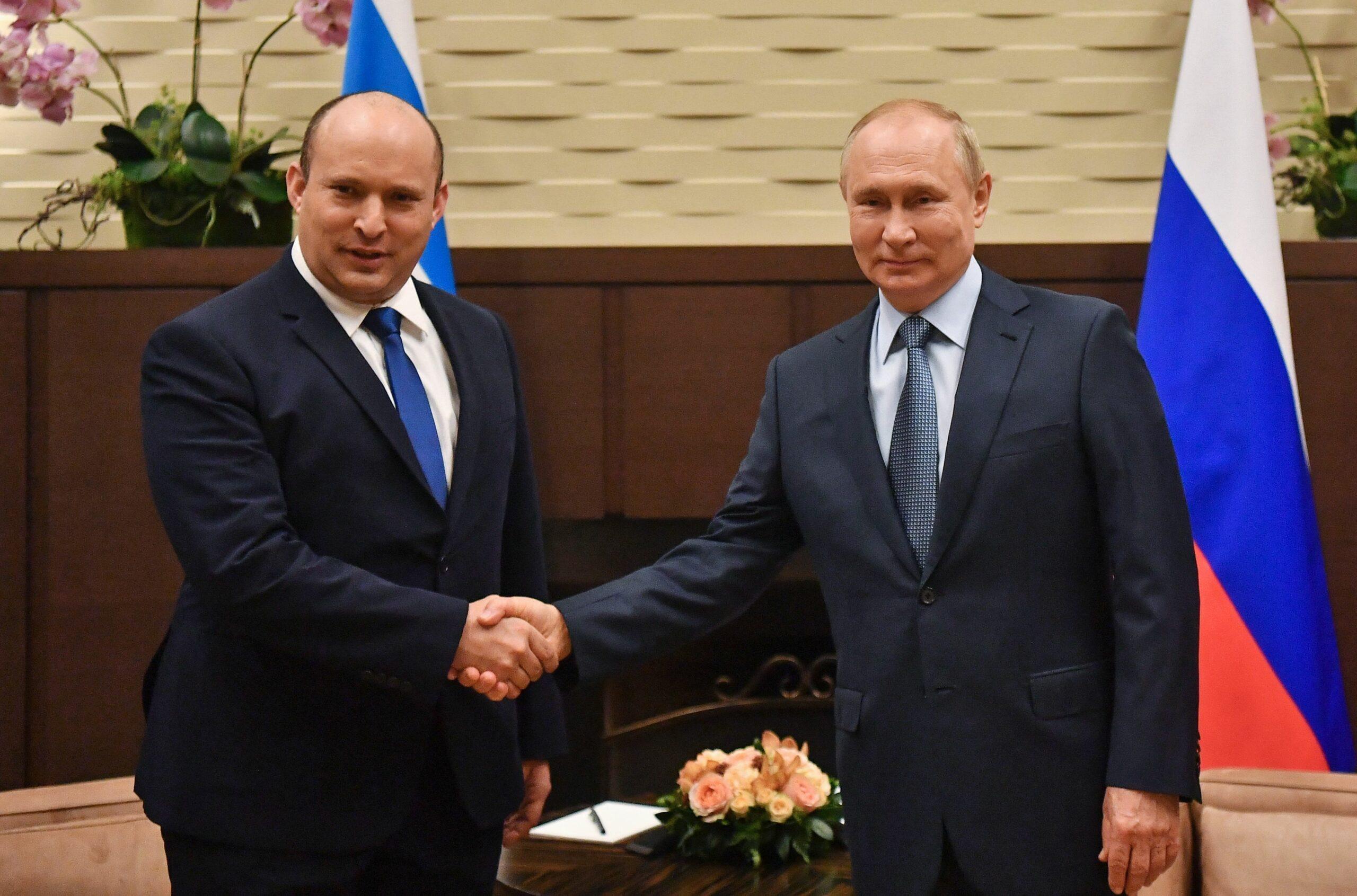 في صفعة جديدة للاسد . روسيا لن تعيق الحملة الجوية للجيش الإسرائيلي على سوريا