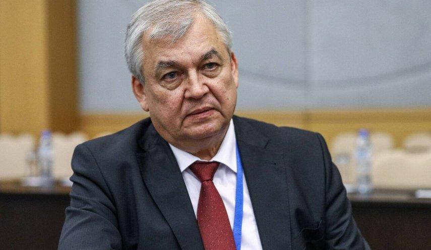 مزاعم روسية : هجوم دمشق أثر سلبا على مناقشات اللجنة الدستورية