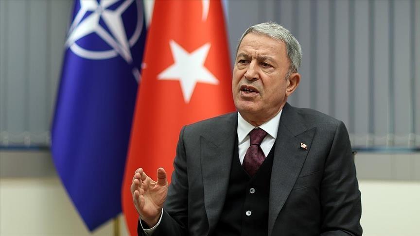 وزير الدفاع التركي يدلي بتصريحات  جديدة حول سوريا وادلب بشكل خاص