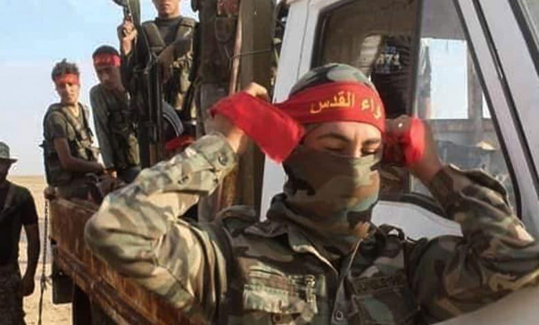 بنيران صديقة.. جرحى من ميليشيات النظام في البادية السورية