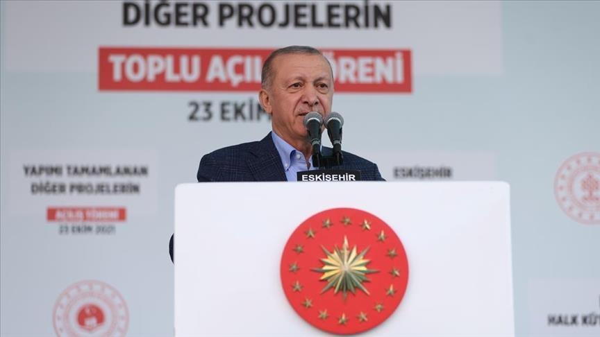 أردوغان يطلب إعلان سفراء 10 دول أشخاصا غير مرغوب فيهم