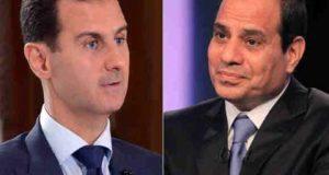 مصادر مطلعة : تحضيرات لتواصل مباشر بين رئيس النظام  والسيسي