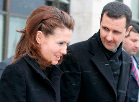 صحيفة روسية تكشف شراء بشار الأسد لوحة بقيمة 30 مليون دولار كهدية لزوجته   وكالة قاسيون للأنباء